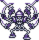DW3 monster GBC Skeletor.png