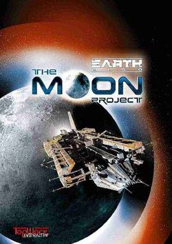 Box artwork for Earth 2150: The Moon Project.