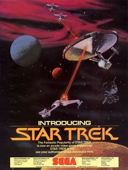 Box artwork for Star Trek: Strategic Operations Simulator.