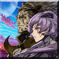 Box artwork for Terra Battle.