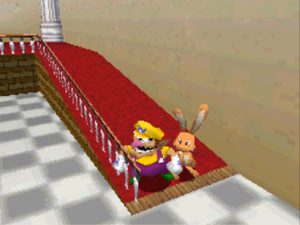 Super Mario 64 Ds Rabbits Strategywiki The Video Game