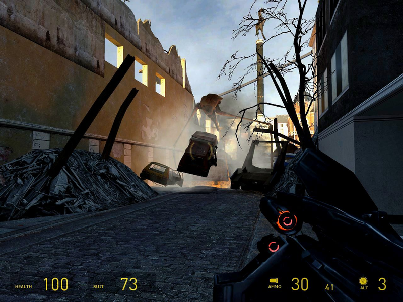 File:HL2 Follow Freeman horse and strider.png