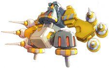 Mega Man Zero 2/Crystal Cave: Sage Harpuia — StrategyWiki