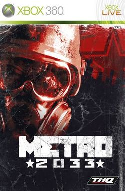 Box artwork for Metro 2033.