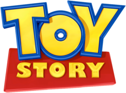 The logo for Toy Story.