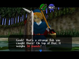 The Legend of Zelda: Ocarina of Time/Minigames