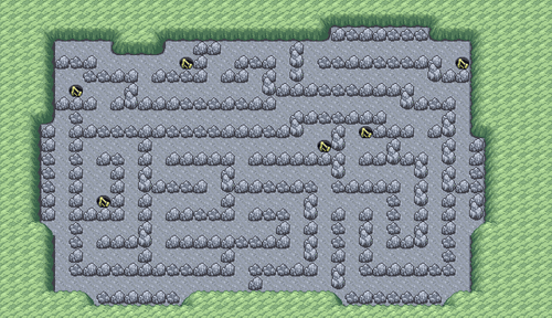 Pokémon FireRed and LeafGreen/Cerulean Cave — StrategyWiki ... on soul silver mewtwo cave, johto map, soul silver whirlpool island,
