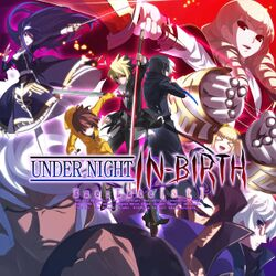 Box artwork for Under Night In-Birth Exe:Late[st].