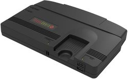 Box artwork for TurboGrafx-16 Mini.