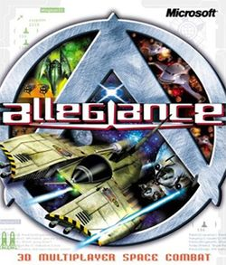 Box artwork for Allegiance.