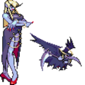 Darkstalkers Jedah transforms.png