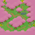 Secret of Mana map Great Forest Spring.png