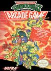 Teenage Mutant Ninja Turtles II: The Arcade Game cover