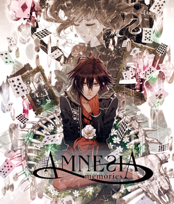 Box artwork for Amnesia: Memories.