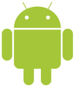 The console image for Android.