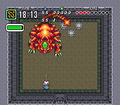 BS Zelda AST Dungeon 3 boss Helmasaur King.png