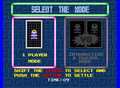 Cosmo Gang The Puzzle mode selection screen.png