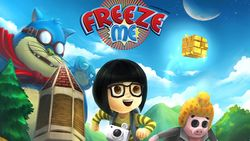Box artwork for FreezeME.