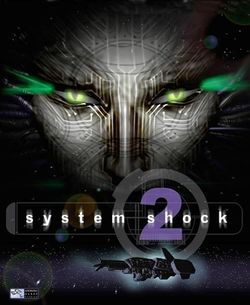 Box artwork for System Shock 2.