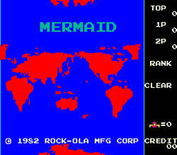 Box artwork for Mermaid.
