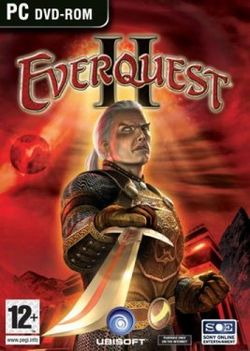Box artwork for EverQuest II.