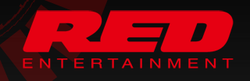 Red Entertainment's company logo.