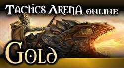 Box artwork for Tactics Arena Online.