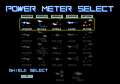 Gradius II power meter select.png