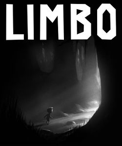 Box artwork for LIMBO.