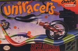 Box artwork for Uniracers.