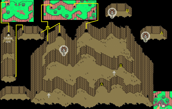 EarthBound/Giant Step — StrategyWiki, the video game