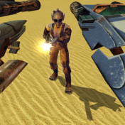 KotOR Model Calo Nord (Tatooine) Rodian Thug (Shield).png