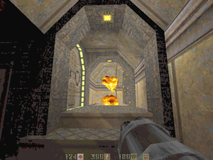 Quake II/Lower Palace — StrategyWiki, the video game