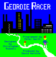 Geordie Racer title screen.png