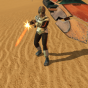 KotOR Model Genoharadan Hunter (Aqualish).png