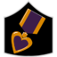 CoD World at War Purple Heart achievement.png