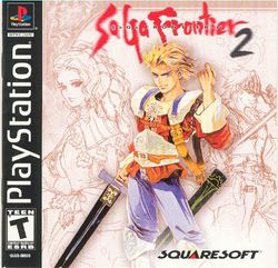 Box artwork for SaGa Frontier 2.