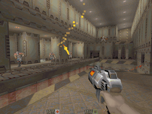 Quake II/Processing Plant — StrategyWiki, the video game