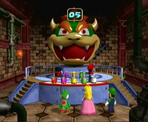 Mario Party 4/Battle Mini-Games — StrategyWiki, the video