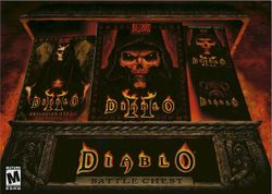 Box artwork for Diablo Battle Chest.