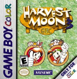 Harvest Moon 3 GBC — StrategyWiki, the video game