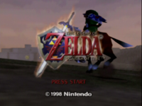 The Legend of Zelda: Ocarina of Time/Getting Started