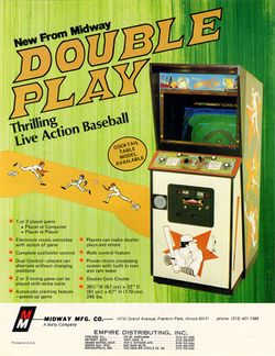 Box artwork for Double Play.