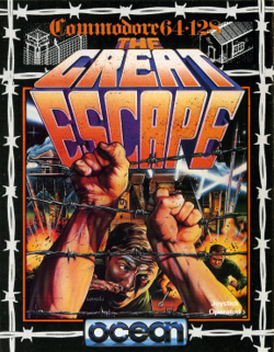 Box artwork for The Great Escape.