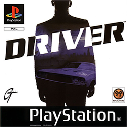 Box artwork for Driver.