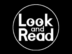 The logo for Look and Read.