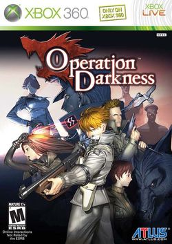 Box artwork for Operation Darkness.