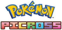 Box artwork for Pokémon Picross.