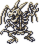 DW3 monster GBC Skullgon.png