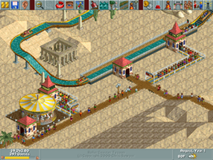 RollerCoaster Tycoon/Dynamite Dunes — StrategyWiki, the